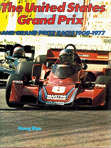 9780385142038: The United States Grand Prix and grand prize races, 1908-1977