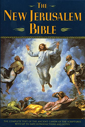 9780385142649: The New Jerusalem Bible: The Complete Text of the Ancient Canon of the Scriptures with Up-to-Date Introductions and Notes