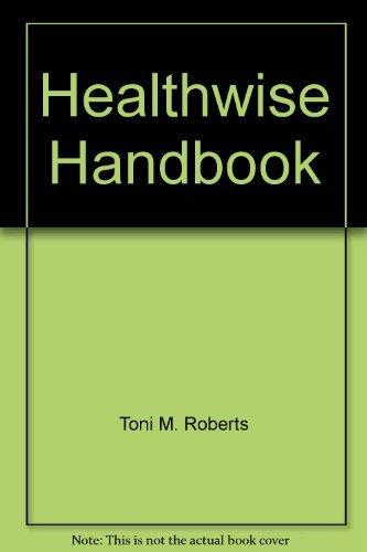 9780385143394: Healthwise Handbook