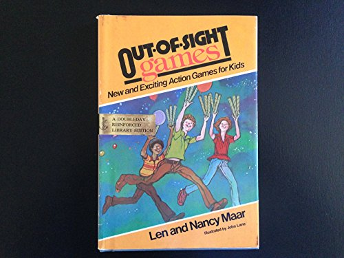 9780385143998: Out-Of-Sight Games