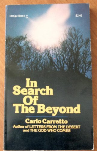 9780385144117: In Search of the Beyond