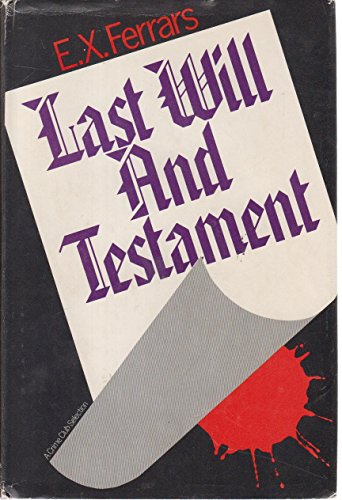 9780385144551: Last Will and Testament