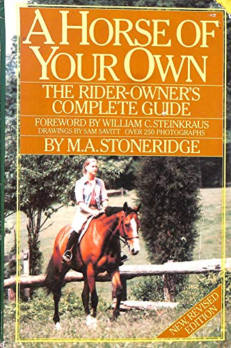 9780385146173: A Horse of Your Own
