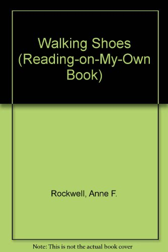 9780385147309: Walking Shoes (Reading-on-my-own)