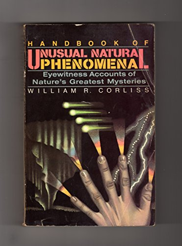 9780385147545: Handbook of Unusual Natural Phenomena