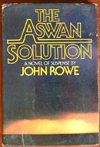 9780385148665: The Aswan solution
