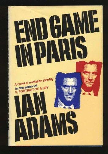 End Game in Paris: Ian Adams