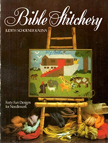 9780385149662: Bible Stitchery: Forty Fun Designs for Needlework