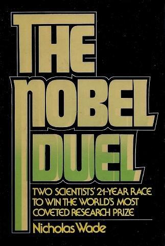 9780385149815: The Nobel Duel