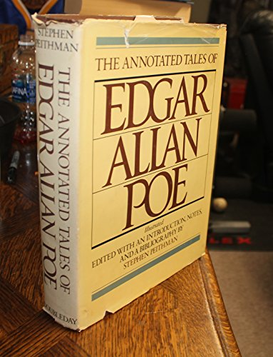 9780385149907: The annotated tales of Edgar Allan Poe