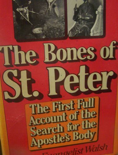 9780385150385: The Bones of St. Peter