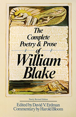 9780385152136: The Complete Poetry & Prose of William Blake