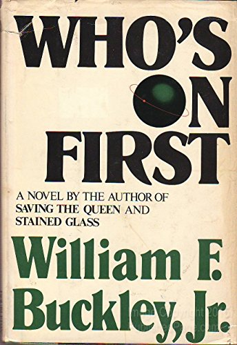 Who's on First: Buckley, William F.