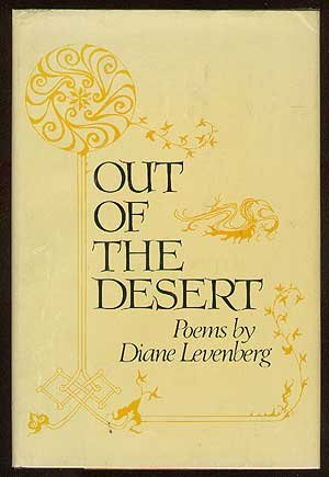 9780385152365: Out of the desert: Poems