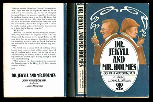 9780385152570: Dr. Jekyll and Mr. Holmes