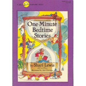 9780385152921: ONE-MINUTE BEDTIME STORIES (Doubleday Balloon Books)