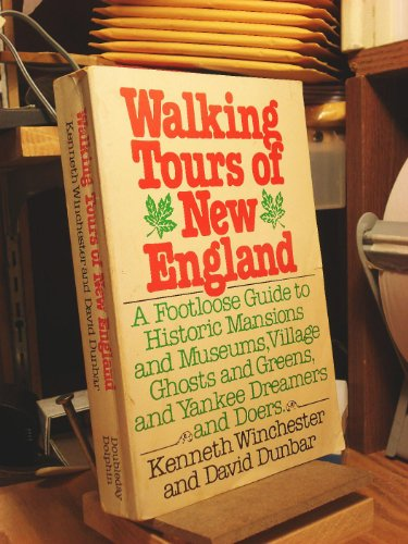 Walking Tours of New England: Winchester, Kenneth J