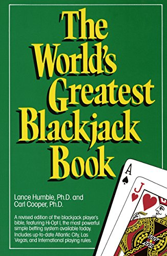 9780385153829: The World Greatest Blackjack Book