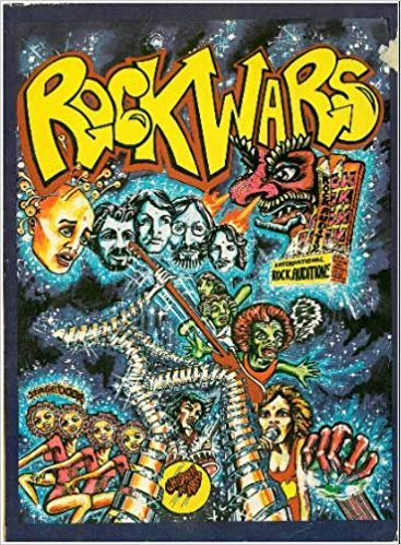 Rockwars (A Dolphin book): Doubleday; Company, inc.