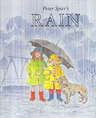 9780385154840: Peter Spier's Rain