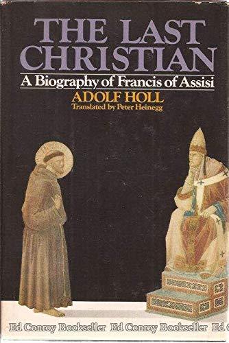 The Last Christian: Adolf Holl; Peter
