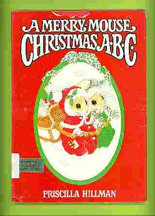 9780385155960: A Merry-Mouse Christmas A-B-C