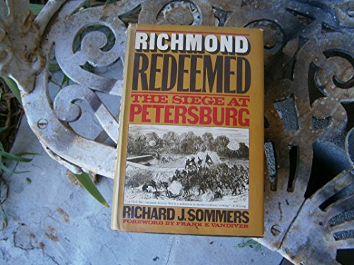 Richmond Redeemed: Sommers, Richard J.