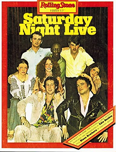 Rolling Stone Visits Saturday Night Live: Partridge, Marianne