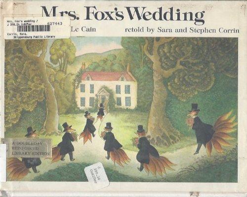 9780385157612: Mrs. Fox's Wedding