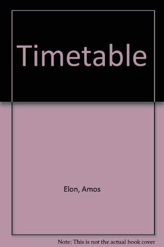 9780385157957: Timetable