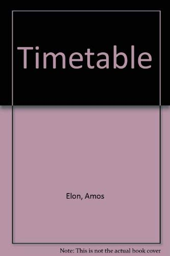 9780385157957: Timetable