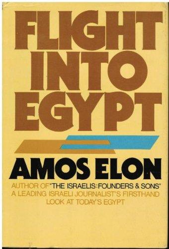 9780385157964: Flight into Egypt