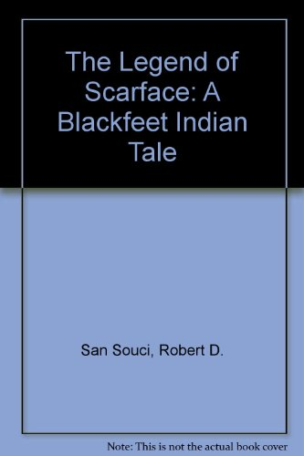 9780385158749: The Legend of Scarface