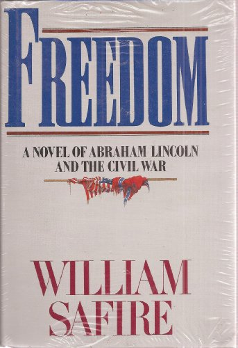 2 book lot:: Freedom AND The Army: Safire, William AND
