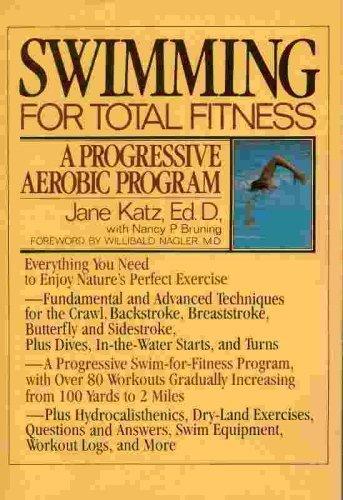 9780385159326: Swimming for Total Fitness: A Progressive Aerobic Program