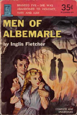 Men of Albemarle (PermaBooks, P189) (0385161891) by [???]