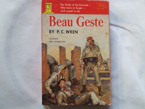 9780385161916: Beau Geste