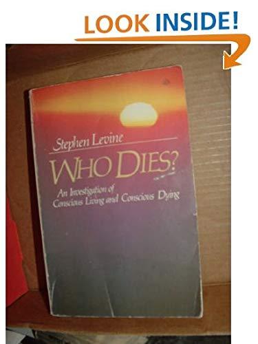 WHO DIES: Levine, Steve
