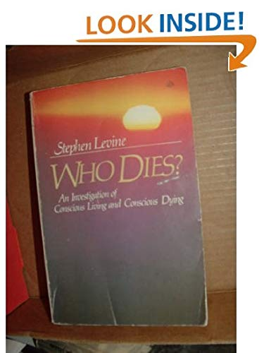 9780385170109: Who dies? An Investigation of conscious Living and Conscious Dying