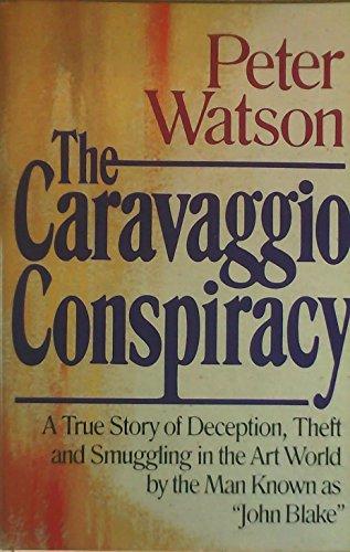 9780385170697: The Caravaggio Conspiracy