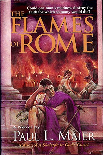 9780385170918: The Flames of Rome