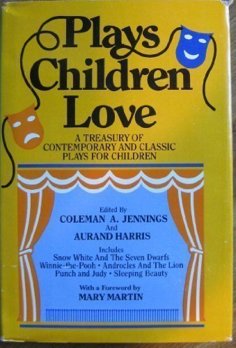 Plays Children Love (0385170963) by Harris, Aurand