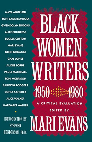 9780385171250: Black Women Writers (1950-1980): A Critical Evaluation