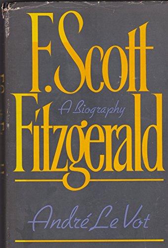 9780385171755: F. Scott Fitzgerald: A Biography