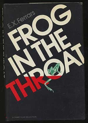 9780385172073: Frog in the Throat