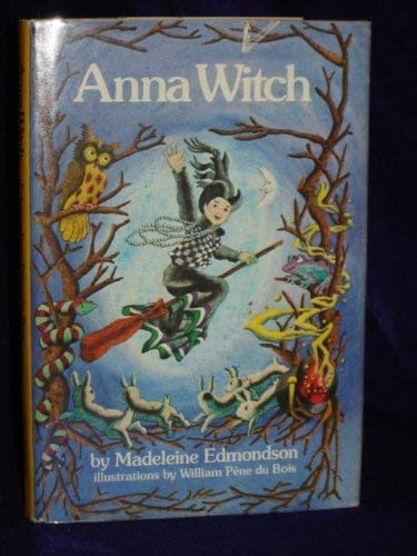 Anna Witch: Madeleine Edmondson