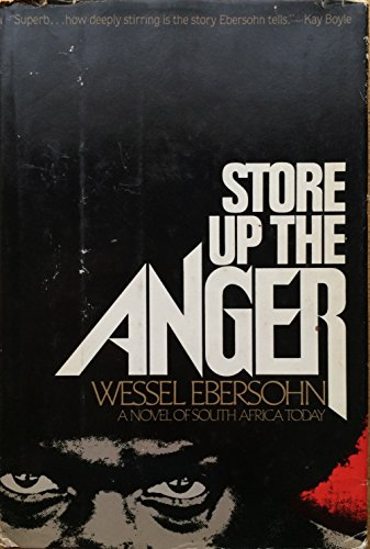 9780385174060: Store up the anger