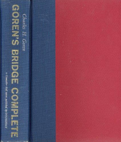 Goren's New Bridge Complete: Charles H. Goren,