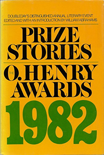 Prize Stories 1982: The O. Henry Awards