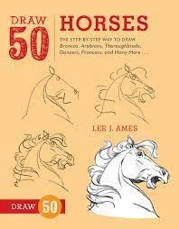 9780385176415: Draw 50 Horses